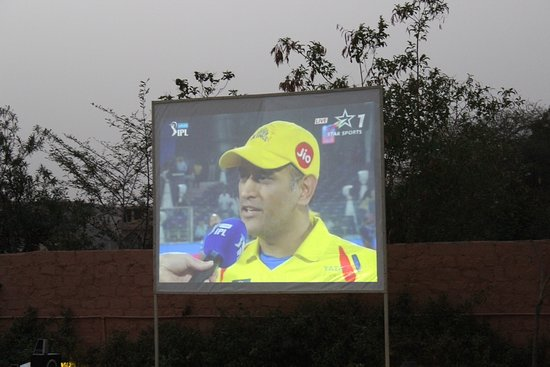 7th Mile Heritage: 135 inch screen