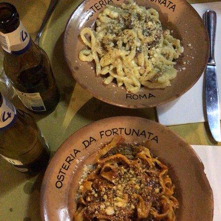 Bilde fra Osteria da Fortunata