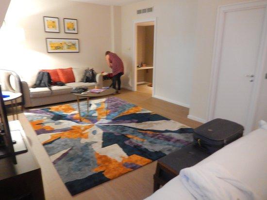 Radisson Blu Astrid Hotel, Antwerp: Nice layout