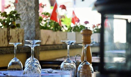 Saint-Prex, Switzerland: la terrasse