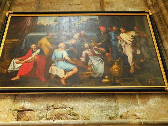 Cathedrale Saint-Gervais Saint-Protais: un tableau