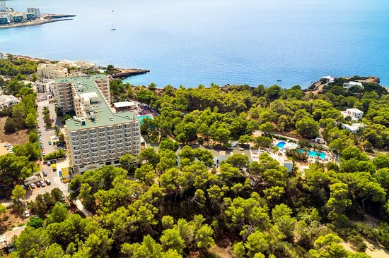 Fiesta Hotel Tanit Sant Antoni De Portmany Spanje Foto S Reviews En Prijsvergelijking Tripadvisor