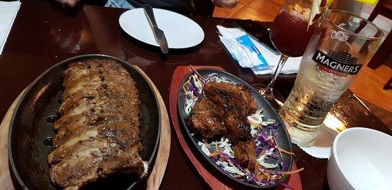 Bilde fra Squires Loft Steakhouse Patong
