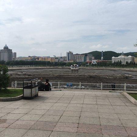 Suifenhe, China: Не работают;(( опять чистят