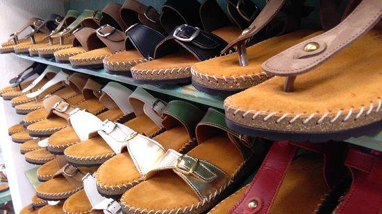 Socrates Sandals