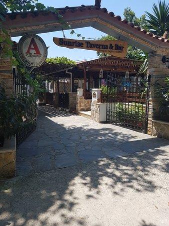 Bilde fra Sunrise Taverna & Bar