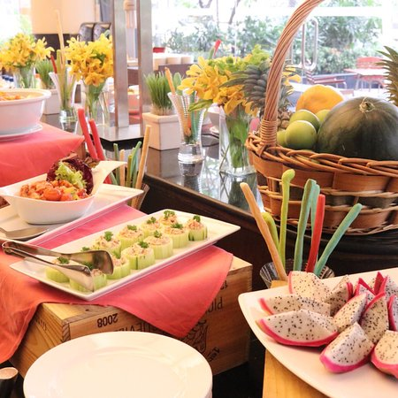 Foto de Cafe de Nimes Restaurant