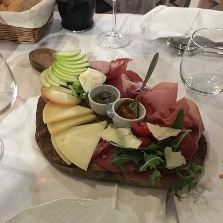 Osteria del Borgo Image