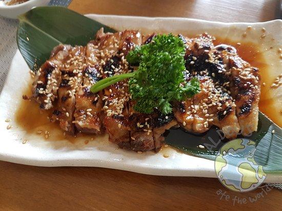 Aozora Japanese Restaurant: Chicken Terriyaki