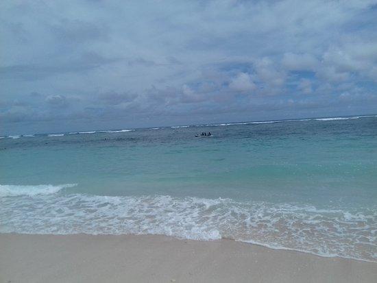 潘达瓦海滩照片