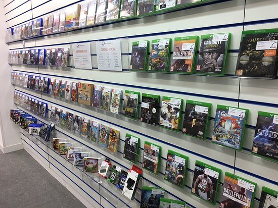 Planet Game hub - We stock all the latest games for PS4