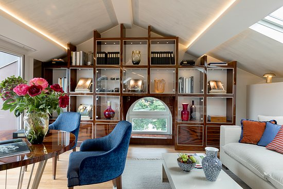 Vista Palazzo - Small Luxury Hotels of the World: Library