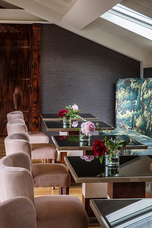 Vista Palazzo - Small Luxury Hotels of the World: Ristorante Sottovoce