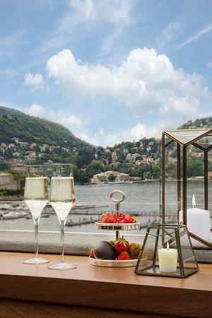 Vista Palazzo - Small Luxury Hotels of the World: Infinity Bar