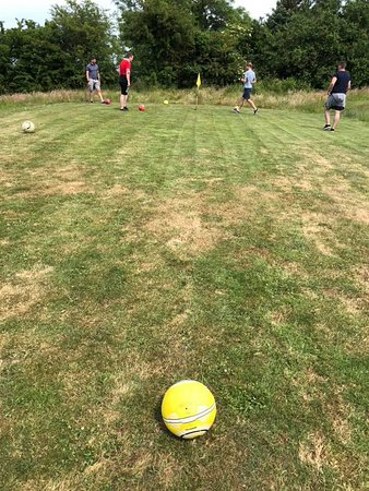 Northern Ireland Footgolf