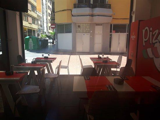 Casa Alosi: Local