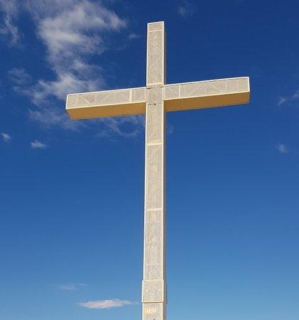 La Cruz de Benidorm: Nice cross,stunning views.