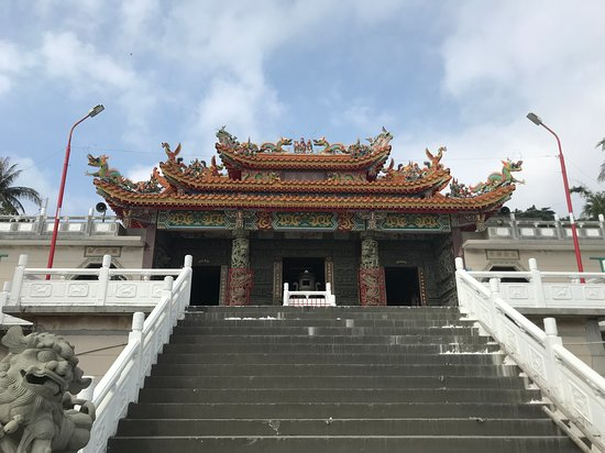 HwaShan Daitian Temple