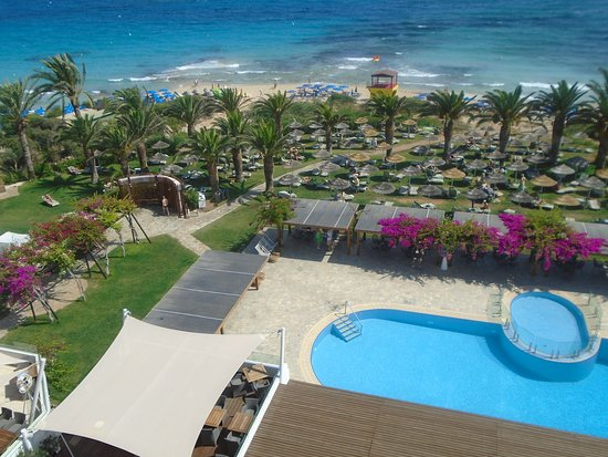 Alion Beach Hotel: Amazing view from room 314