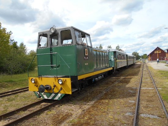 Gulbene Aluksne Narrow Gauge Railway