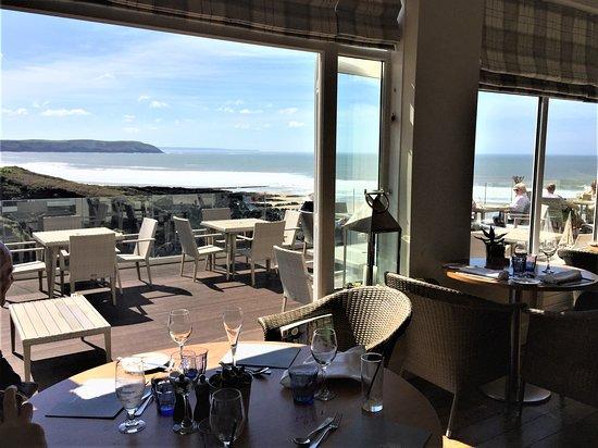Watersmeet Hotel & Restaurant: Bistro