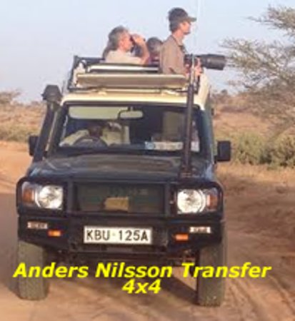 Nairobi Airport Transfer and Tours: Open for 4x4 hire ideal for Photography