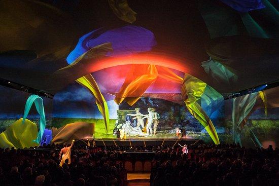 Auditorium Conciliazione: Volta - Giudizio Universale. Michelangelo and the Secrets of the Sistine Chapel