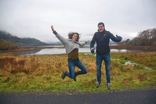 Butlers Private Driver Tours: Happy visitors with Butlers Tours Ireland