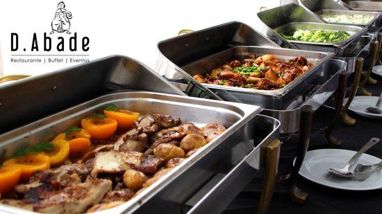 Dom Abade Restaurant | Buffet | Events: Buffet semanal