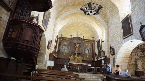 Eglise de Notre Dame de l'Assomption: Nave da igreja