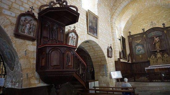 Eglise de Notre Dame de l'Assomption: Parlatório