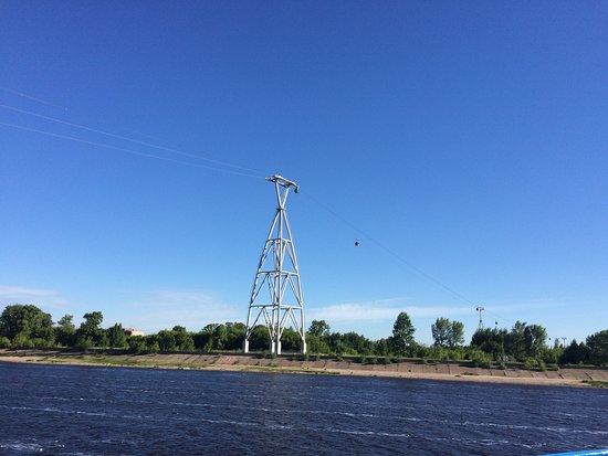 Nizhny Novgorod Cableroads: Нижегородские Канатные Дороги