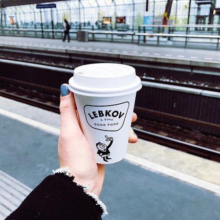 Lebkov & Sons Den Haag: Coffee to go