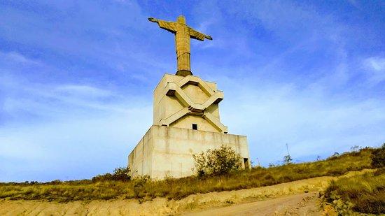 Bom Jardim de Minas, MG: Cristo Redentor