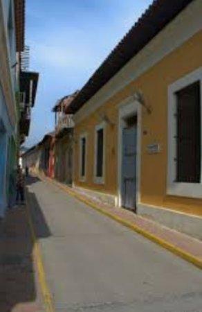 La Guaira, Venezuela: Calle Bolívar
