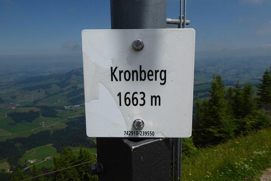 Gonten, Switzerland: Heereshöhe