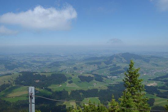 Gonten, Switzerland: Aussicht