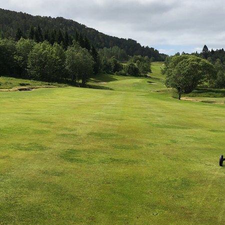 Solnor Gaard Golfbane