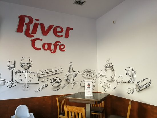 River Cafe Santiago de la Ribera