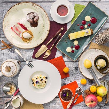 Park Giuseppe: Десерты/Dessert