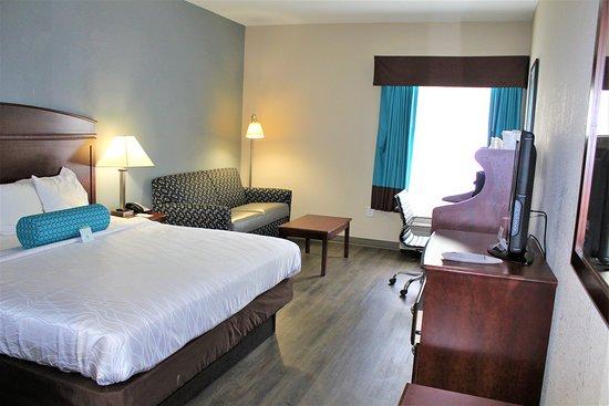 Best Western Albemarle Inn: Newly renovated!!