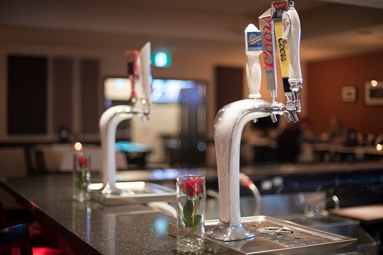 Walkerton, Canada: Molson Taps, as well as a strong Craft line