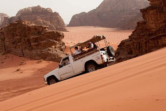 Jordan Sites Rose Tours - Private Day Tours