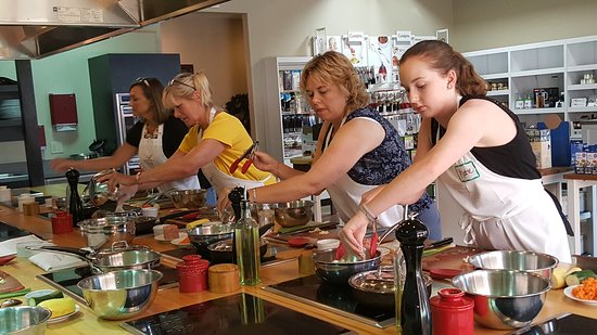 The Learning Kitchen: Discover Your Inner Chef!