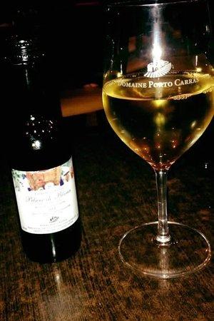 To Gefuri: Wine list