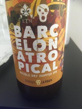The Gramophone Bar: cerveses la pirata