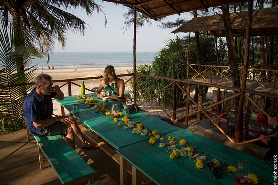 Chia Lounge: Dining Views