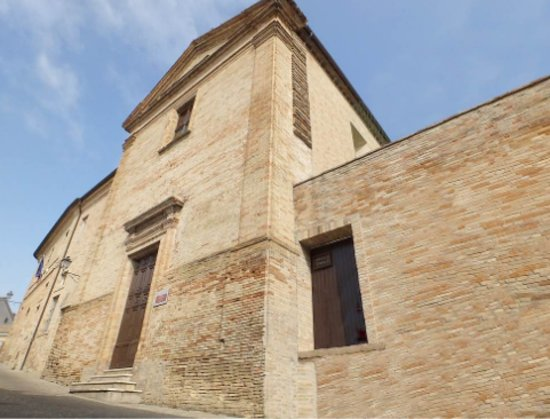 Castelfidardo, Italia: Monastero di S. Benedetto