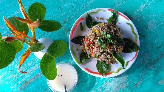 Chia Lounge: Wellness Menu