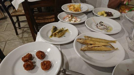 Bar Del Moro Ristorante: anti pasti de la mare